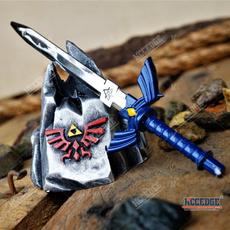 Mini, pocketknife, Cosplay, fixedblade