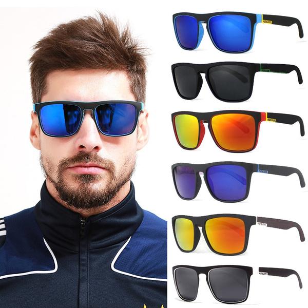 Kdeam Men Polarized Sunglasses Retro Outdoor Sport Drivng Sun Glasses   ☆ /'