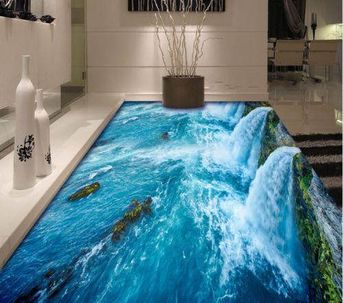 ajwallpaper, Bathroom Accessories, Waterproof, floormural