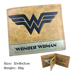 Superhero, Gifts, Wallet, leather