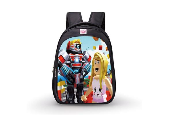 Anime Roblox Backpack Children Boys Girls School Backpacks Roblox Bag Children Cartoon School Bags Backpack Anime Roblox Backpack Children Boys Girls School Backpacks Roblox Bag Children Cartoon School Bags Backpack Wish