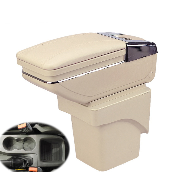 Box, contentstoragebox, cupholderashtray, central