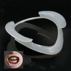 polyvinylchloride, cheeklipretractor, mouth, dentaltool