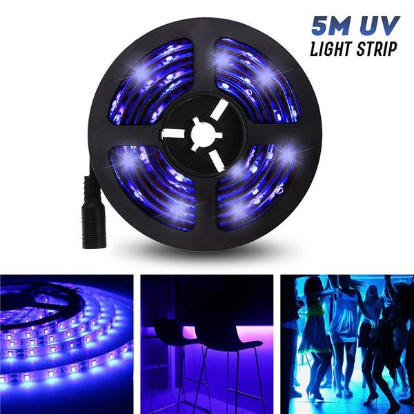 uvblacklightstrip, Bright, led, purplelight