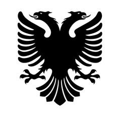 albanianflag, Waterproof, Wall, walldecalsampsticker