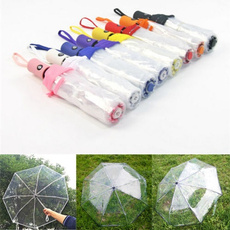 transparentumbrella, rainumbrella, Fashion, Umbrella