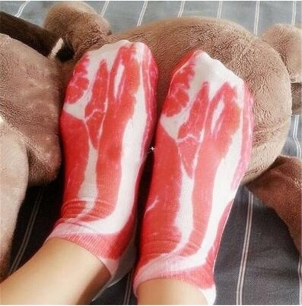 Meat, footballsock, Novelty, Socks