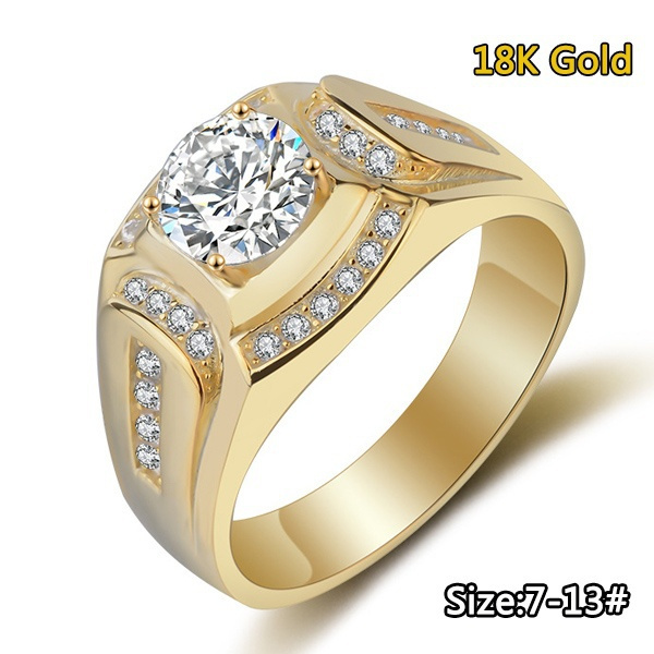 goldplated, Cubic Zirconia, DIAMOND, Jewelry
