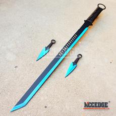 Blues, outdoormachete, Blade, katana