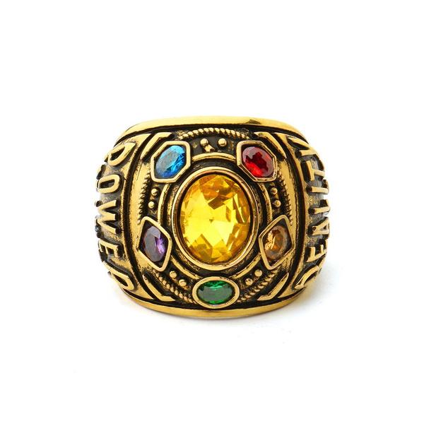 vintage ring, Infinity, Jewelry, infinitystone