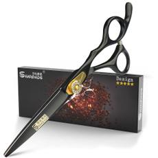 Steel, hairdressingscissor, titanium, hairclipper