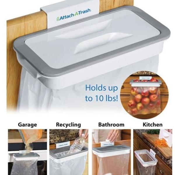 kitchenaccessie, Family, garbage, trashbagholder