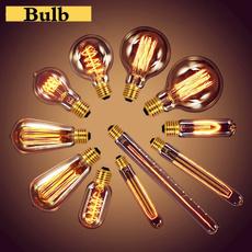 Light Bulb, edisonlamp, Home Decor, vintagebulb