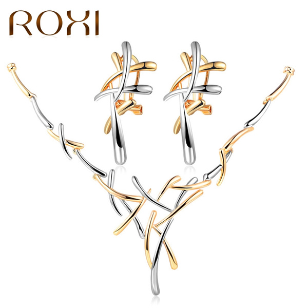 Set, punk style, Jewelry, for