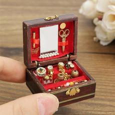 Box, Decor, jewelry box, Home Decor