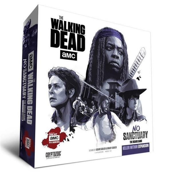 walkingdead, Toys & Games, Entertainment, Board Game