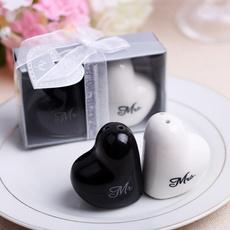 party, shaker, Wedding Favors, Ceramic