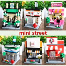 Mini, Toy, Gifts, housemodel