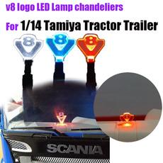 tamiya, led, scania, Interior Design