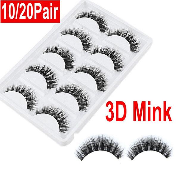 Eyelashes, mink, eye, Beauty