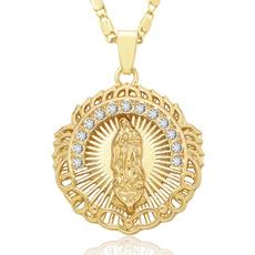medalnecklace, virginmarynecklace, Fashion, Jewelry
