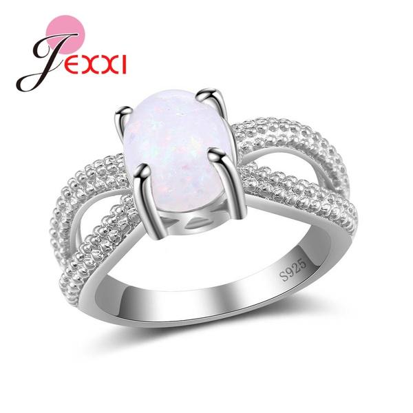 Sterling, Stone, Fashion, Jewelry