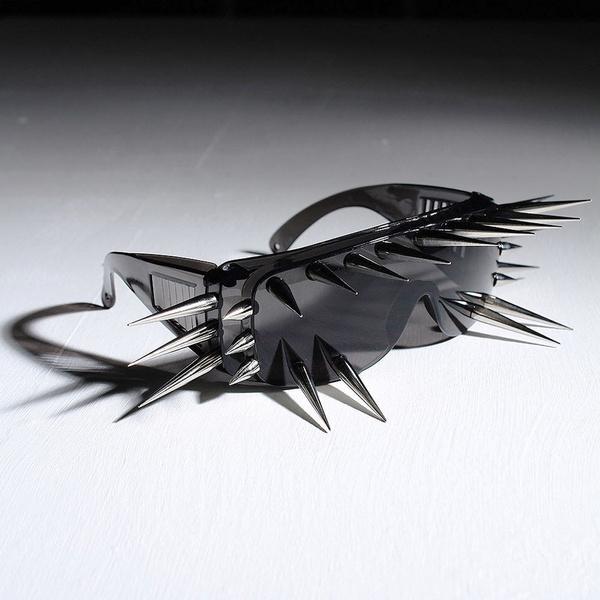 Goth, Fashion, Shades, Metal