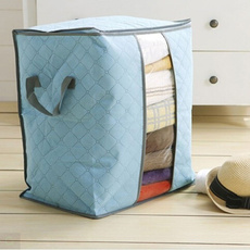 Box, clothesstoragebagszipper, Fashion, case