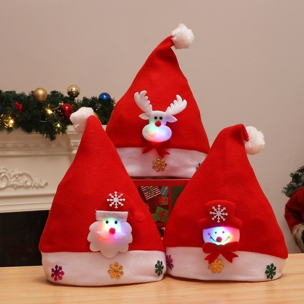 Fashion, led, Home Decor, cartoonhat