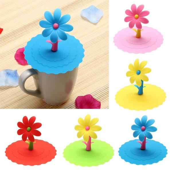Coffee, antidust, Sunflowers, Cup