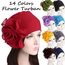 Mujer, Moda, women hats, head scarf