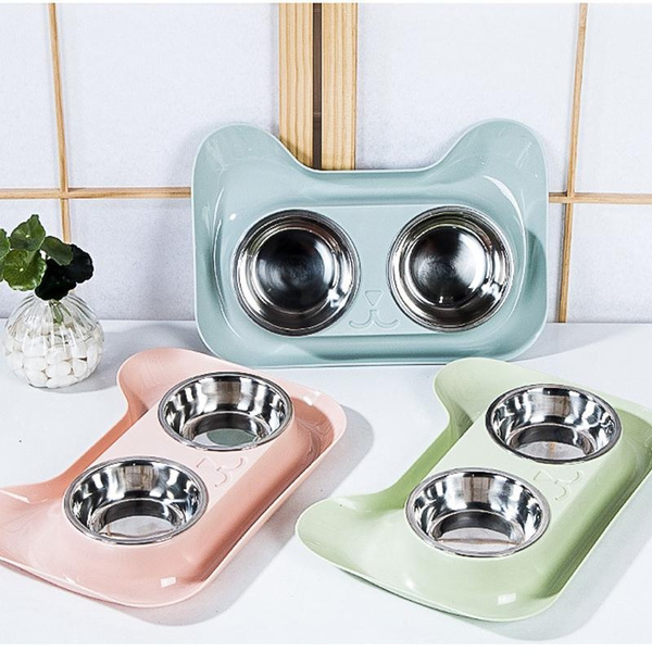 petfeedingsupplie, Steel, pet bowl, Pets