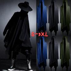 Goth, hooded, Cosplay, cardigancoat