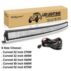 Harness, offroadlightbar, 7dledlightbar, trucklightbar