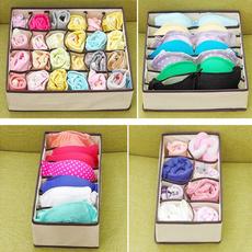 Storage Box, drawerorganizer, Underwear, drawer