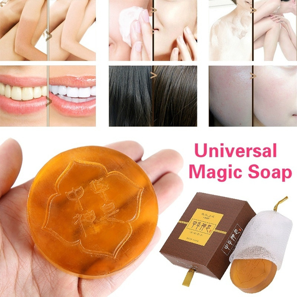 acnesoap, Bathroom Accessories, Magic, teethwhitening