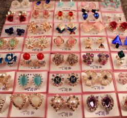 Box, Fashion, Jewelry, gold