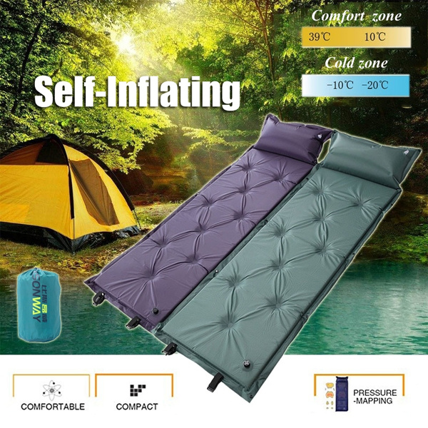 sleepingbag, inflatablebed, Hiking, Outdoor