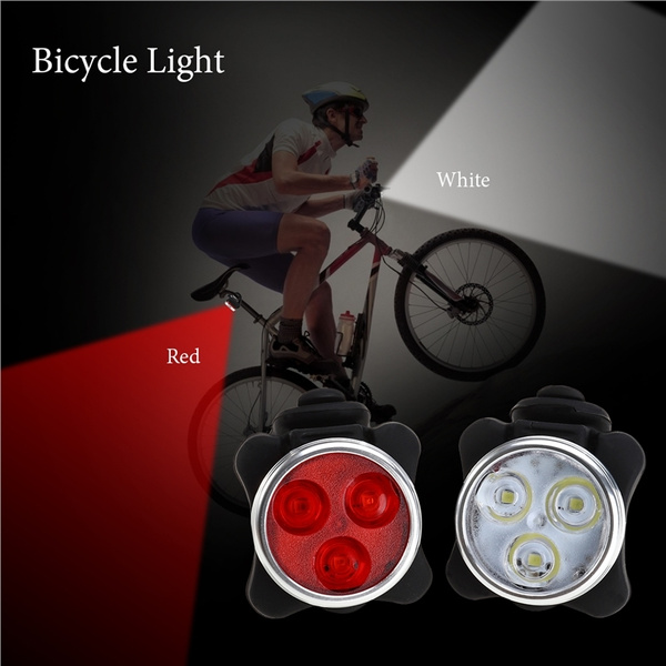 reartaillight, Rechargeable, Bicycle, ledbicyclelight