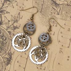 Antique, Fashion, Dangle Earring, Jewelry