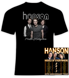 concerttour, middleofeverywhere, Concerts, bandtshirt
