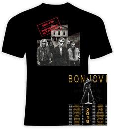 concerttour, Cotton T Shirt, house, bandtshirt