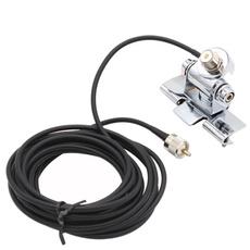 mobilecarradioclip, pl259connector, Antenna, Mobile