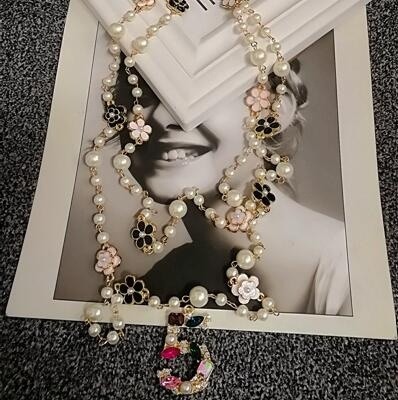 layer, Flowers, Jewelry, camellia
