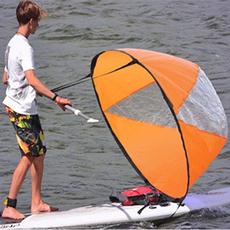 Summer, windsailpaddle, windsail, downwindwindpaddle