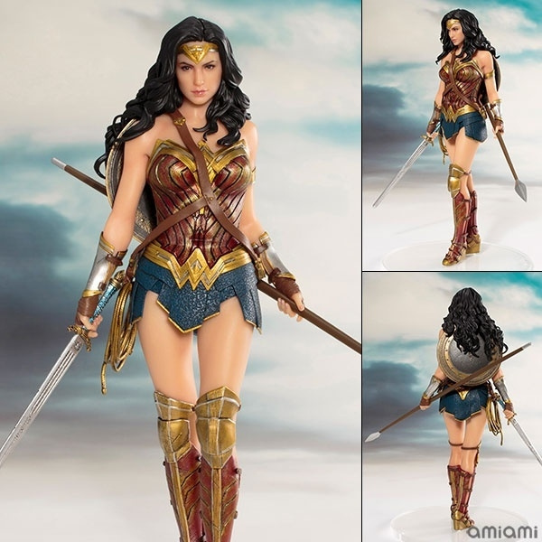 Toy, artfx, justiceleague, Gifts