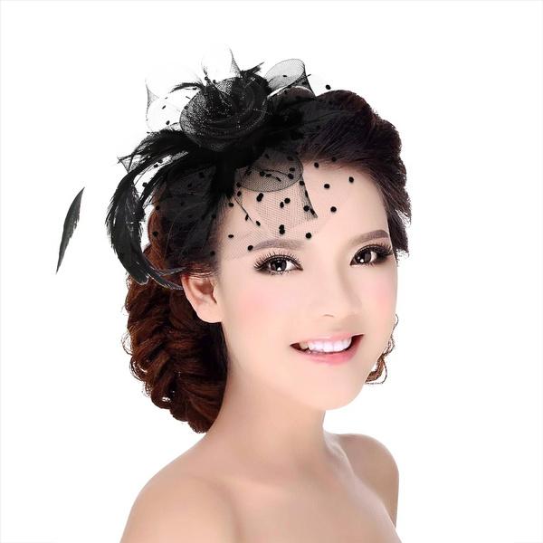 hair, bridalhat, Fashion, Fedora