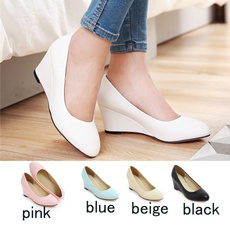 wedge, officecareer, Fashion, Womens Shoes