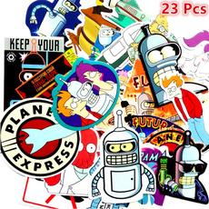 Car Sticker, Home Decor, Stickers, fridge