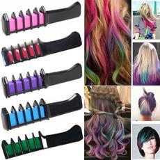 haircolorchalk, hair, hairchalkdye, fashionbrush